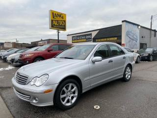 Used 2006 Mercedes-Benz C-Class 4-MATIC, ONE OWNER, WELL MAINTAINED! for sale in Etobicoke, ON