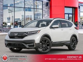 New 2021 Honda CR-V Black Edition for sale in Huntsville, ON