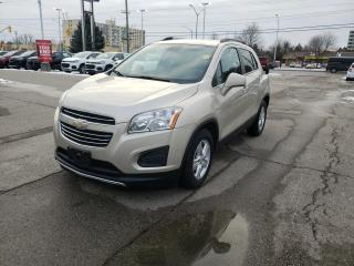 Used 2016 Chevrolet Trax LT for sale in London, ON