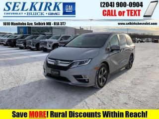 Used 2019 Honda Odyssey EX-L Navi  *LEATHER, NAV, SUNROOF* for sale in Selkirk, MB
