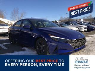 New 2021 Hyundai Elantra Preferred for sale in Sudbury, ON
