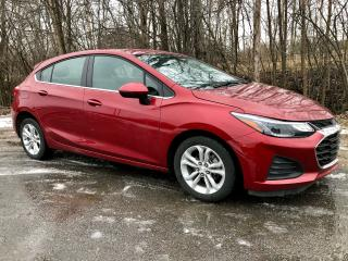 Used 2019 Chevrolet Cruze LT Only $64 weekly for sale in Perth, ON