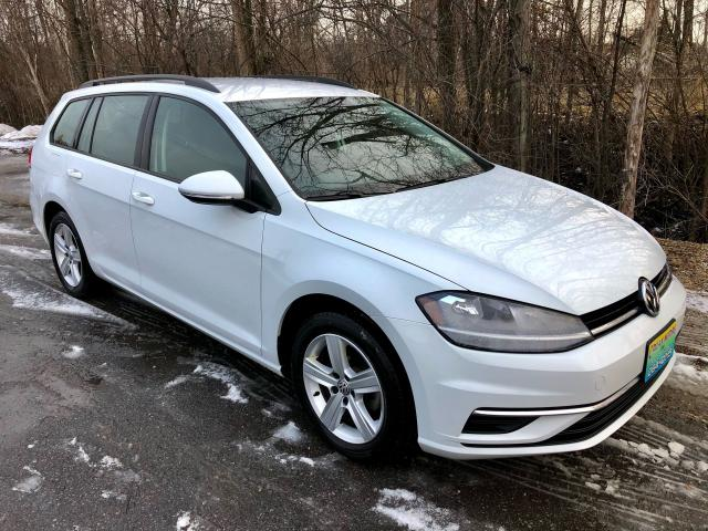 2019 Volkswagen Golf SportWagen Comfortline AWD  With  only 49500 km $84.00 weekly