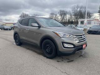 Used 2016 Hyundai Santa Fe Sport Limited 4dr AWD Sport Utility for sale in Brantford, ON