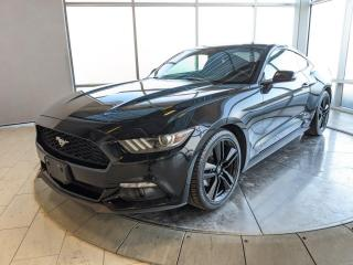 Used 2016 Ford Mustang Exhaust | Automatic | Push Start | New Windshield for sale in Edmonton, AB