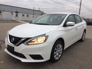 Used 2018 Nissan Sentra BACK-UP CAMERA/BLUTOOTH for sale in Guelph, ON