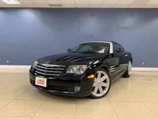Used 2005 Chrysler Crossfire Limited for sale in North York, ON