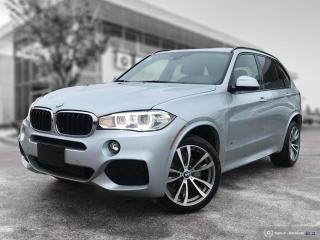 Used 2017 BMW X5 xDrive35d Nappa! M Sport! Enhanced! Accident Free! for sale in Winnipeg, MB