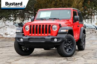 New 2021 Jeep Wrangler SPORT | BLUETOOTH | MANUAL TRANSMISSION for sale in Waterloo, ON