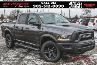 New 2021 RAM 1500 Classic Warlock | Sunroof | Alpine | Remote Start | for sale in Hamilton, ON