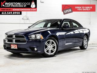 Used 2013 Dodge Charger SXT   Heated Seats   Remote Start   Sunroof for sale in Kingston, ON