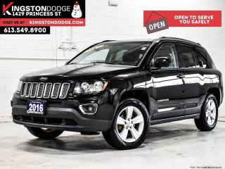 Used 2016 Jeep Compass High Altitude   4X4   Sunroof   Heated Seats for sale in Kingston, ON