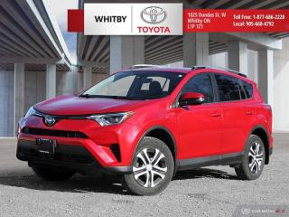 Used 2017 Toyota RAV4 LE for sale in Whitby, ON