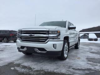 Used 2016 Chevrolet Silverado 1500 Crew 4x4 High Country / Standard Box for sale in Owen Sound, ON