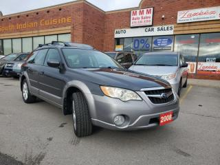 Used 2008 Subaru Outback 5dr Wgn Auto 2.5i*LOW KM for sale in Scarborough, ON