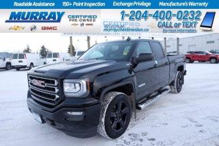 Used 2017 GMC Sierra 1500 V8*Tow Pkg* Backup Cam*Apple Carplay*Android Auto* for sale in Brandon, MB