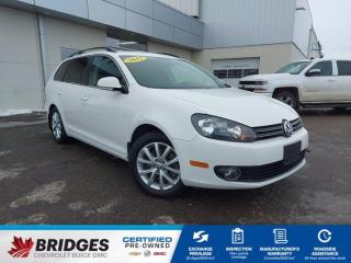 Used 2012 Volkswagen Golf Wagon **Heated Seats   Diesel   Spare Set of Tires** for sale in North Battleford, SK