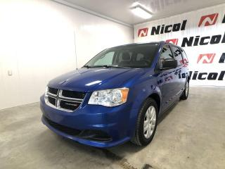 Used 2013 Dodge Grand Caravan SXT Parfait pour la famille ! for sale in La Sarre, QC