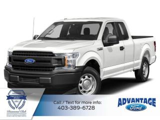 Used 2018 Ford F-150 XLT Trailer Tow Package - Heavy Duty Shocks for sale in Calgary, AB