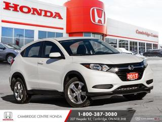 Used 2017 Honda HR-V LX REARVIEW CAMERA | BLUETOOTH | HEATED SEATS for sale in Cambridge, ON