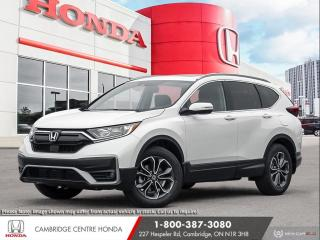New 2020 Honda CR-V EX-L APPLE CARPLAY™ & ANDROID AUTO™ | HEATED SEATS | LEATHER INTERIOR for sale in Cambridge, ON