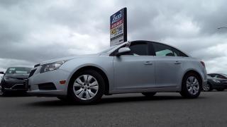 Used 2013 Chevrolet Cruze LT Turbo for sale in Brandon, MB