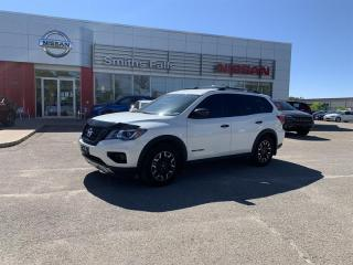 Used 2019 Nissan Pathfinder SV Tech V6 4x4 at for sale in Smiths Falls, ON