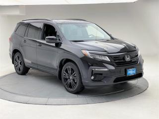 Used 2019 Honda Pilot Black Edition 7P 9AT for sale in Vancouver, BC