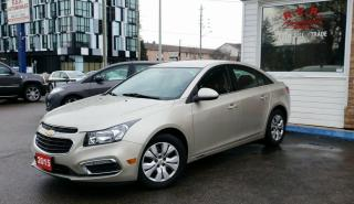 Used 2015 Chevrolet Cruze 1LT for sale in Oshawa, ON