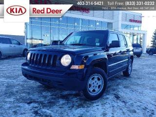 Used 2016 Jeep Patriot Sport, FWD, Manual, 2.4L for sale in Red Deer, AB