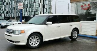 Used 2012 Ford Flex SEL for sale in Oshawa, ON