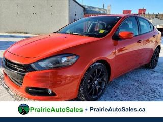Used 2015 Dodge Dart SXT for sale in Moose Jaw, SK