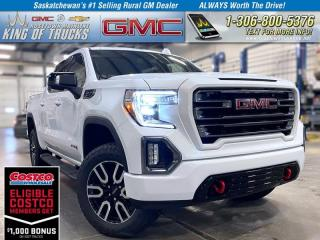 New 2021 GMC Sierra 1500 AT4 for sale in Rosetown, SK