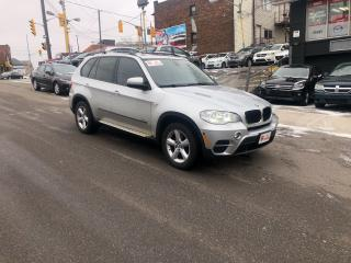 Used 2012 BMW X5 35i/awd/7passenger/dvd/fullyloaded/certified for sale in Toronto, ON