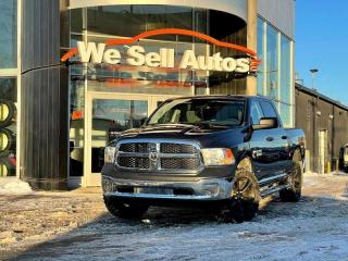 Used 2015 RAM 1500 ST 4x4 Crew Cab 140.0 in. WB for sale in Winnipeg, MB