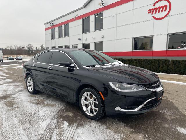 2015 Chrysler 200 C with Sunroof