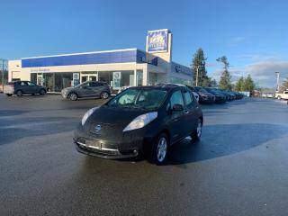 Used 2015 Nissan Leaf SL for sale in Duncan, BC