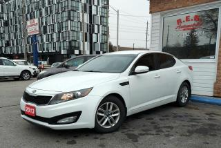 Used 2013 Kia Optima LX for sale in Oshawa, ON
