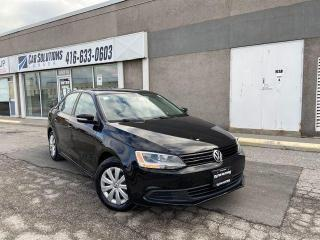 Used 2014 Volkswagen Jetta automatic for sale in Toronto, ON