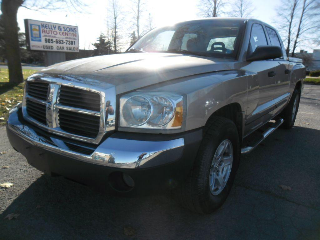 Used 2005 Dodge Dakota 4x4 Sport Holy Cow Certified Free 6m Warranty For Sale In Ajax Ontario Carpages Ca