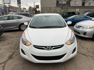 Used 2013 Hyundai Elantra GL for sale in Hamilton, ON