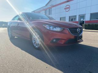 Used 2015 Mazda MAZDA6 GS with leather and navigation for sale in Tillsonburg, ON