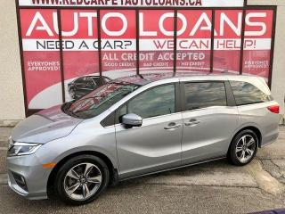 Used 2019 Honda Odyssey EX-ALL CREDIT ACCEPTED for sale in Toronto, ON