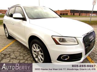 Used 2013 Audi Q5 2.0 quattro Premium for sale in Woodbridge, ON