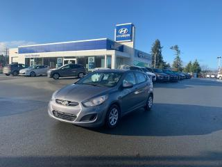 Used 2014 Hyundai Accent GL for sale in Duncan, BC
