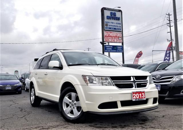 2013 Dodge Journey No Accidents| One owner |FWD| SE Plus |Certified