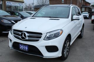 Used 2019 Mercedes-Benz GLE GLE 400 for sale in Brampton, ON