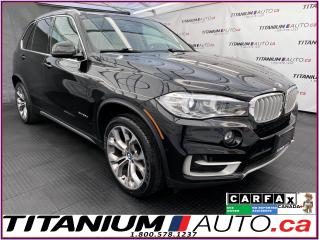 Used 2017 BMW X5 xDrive35d+Intelligent Safety PKG+HUD+360 Camera for sale in London, ON