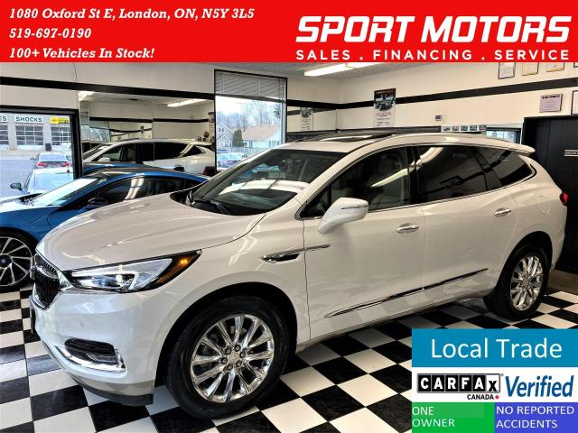 2018 Buick Enclave Premium AWD+7 Passenger+ApplePlay+ACCIDENT FREE