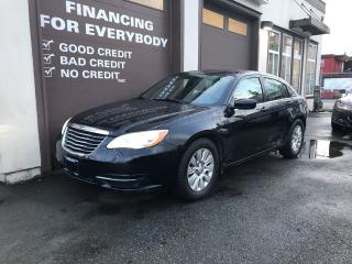 Used 2012 Chrysler 200 LX for sale in Abbotsford, BC